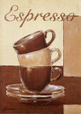 Espresso Art Print