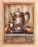 Pitcher and Goblet II