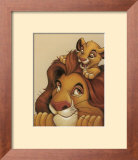 Simba and Mufasa - My Father, My Friend