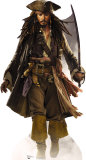 Pirates Of The Caribbean- Captain Jack Sparrow Stand Up