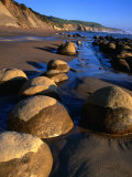 Bowling Ball Beach in the Point Arena Area, Mendocino, California, USA