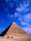 Pyramid of Chephren (25 BC),Giza, Egypt