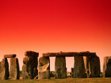 Stonehenge at Sunrise, Stonehenge, United Kingdom