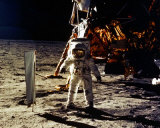Buy Buzz Aldrin Walks On The Moon at AllPosters.com