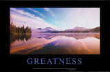 Buy Greatness at AllPosters.com