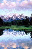 Grand Teton Poster