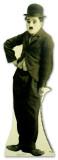 Charlie Chaplin Lifesize Standup Cardboard Cutouts