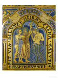 Baptism of Christ, from the Verdun Altarpiece