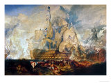 Battle of Trafalgar, 21 October 1805
