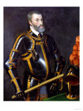 Emperor Charles (Karl) V (1500-1558), in Whose Realm 'The Sun Never Set'