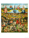 The Garden of Delights, Triptych, Center Panel