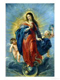 Immaculate Conception, 1627
