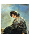 The Milkmaid of Bordeaux, 1827