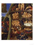 Detail of the Damned in Hell, from the Last Judgement
