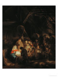 Buy Adoration of the Shepherds, 1646 at AllPosters.com