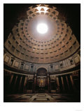 Buy The Pantheon in Rome, Erected in 17 BCE by the Roman General Marcus Agrippa (64BCE-12 CE) at AllPosters.com