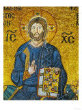 Christ, from the Votive Mosaic in the South Gallery, 11th Century