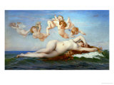 Birth of Venus, 1865 Giclee Print