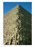 A Corner of the Pyramid of Mycerinus (Menkaure) (26th BCE)