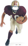 Football Player Cardboard Cutouts