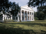 Madewood Plantation House, on the Lafourche Bayou, Mississippi, Louisiana