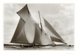 The Schooner Susanne Art Print