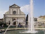 Buy Santa Maria Novella, Florence, Tuscany, Italy at AllPosters.com