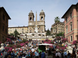 Buy Spanish Steps, Rome, Lazio, Italy at AllPosters.com