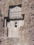 Tomb of Darius at Naqsh-E Rustam, Iran, Middle East