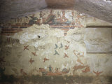 Etruscan Tomb, Tarquinia, Italy