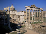 Buy Roman Forum, Unesco World Heritage Site, Rome, Lazio, Italy at AllPosters.com
