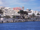 Waterfront, Hamilton, Bermuda, Atlantic, Central America