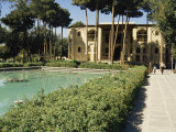 Safavid Garden Palace of Hasht Behesht (The Eight Paradises), Isfahan, Iran, Middle East