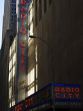 Radio City Music Hall, Manhattan, New York City, New York, USA