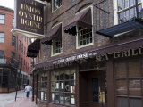 The Union Oyster House, Blackstone Block, Built in 1714, Boston