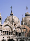 Buy St. Mark's Basilica, Venice, Unesco World Heritage Site, Veneto, Italy at AllPosters.com
