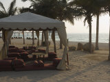 The Beach by the Madinat Jumeirah Hotel, Dubai, United Arab Emirates, Middle East