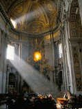 Interior of the Vatican, Rome, Lazio, Italy