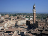 Siena, Unesco World Heritage Site, Tuscany, Italy