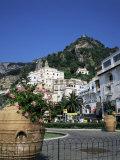 Buy Amalfi, Costiera Amalfitana, Amalfi Coast, Campania, Italy at AllPosters.com