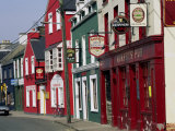 Pubs in Dingle, County Kerry, Munster, Eire (Republic of Ireland)