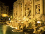 Buy Trevi Fountain, Rome, Lazio, Italy at AllPosters.com