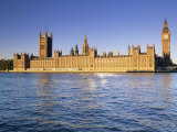 The Houses of Parliament (Palace of Westminster), Unesco World Heritage Site, London, England