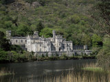Kylemore Abbey, County Galway, Connacht, Eire (Republic of Ireland)