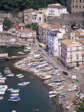 Buy Marina Grande, Sorrento, Costiera Amalfitana, Unesco World Heritage Site at AllPosters.com