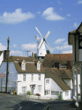Windmill, Cranbrook, Kent, England, United Kingdom