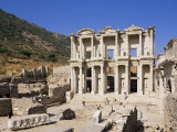 Library of Celsus, Ephesus, Anatolia, Turkey, Eurasia