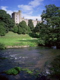 Haddon Hall, Derbyshire, England, United Kingdom