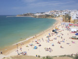Albufeira Beach and Village, Algarve, Portugal