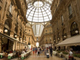 Buy Galleria Vittorio Emanuele, Milan, Lombardy, Italy at AllPosters.com